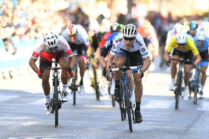 Matteo Trentin wins stage 2 Volta a la Comunitat Valenciana 2019