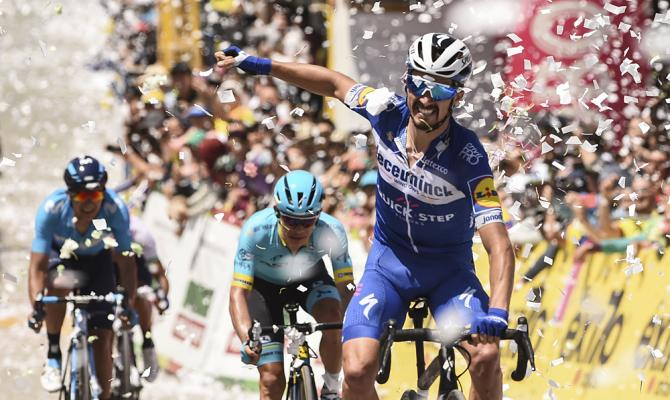 Julian Alaphilippe tour colombia 2019