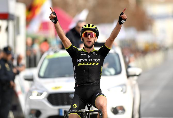 Simon Yates wins stage 4 Vuelta a Andalucia 2019