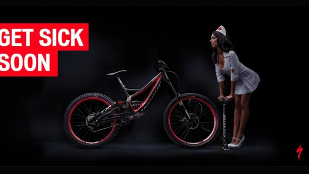 specialized ad get sick soon