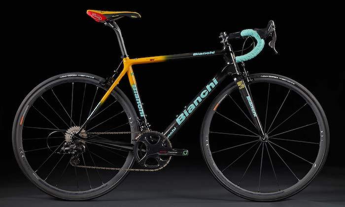 Bianchi Specialissima Pantani Oropa