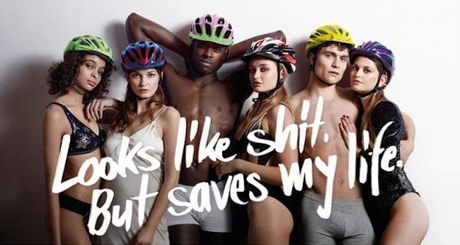 sexist campaign germany cycling safety