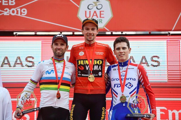 Primoz Roglic wins UAE Tour 2019