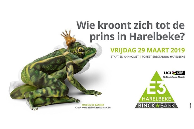 e3 harelbeke 2019 poster