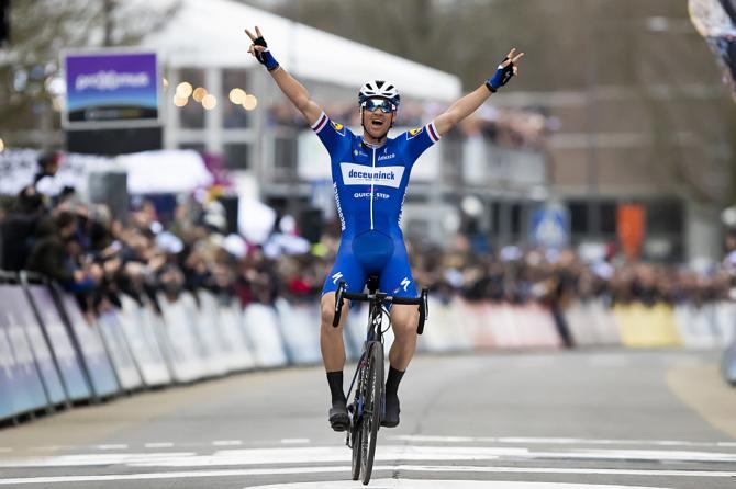 Zdenek Stybar wins Omloop Het Nieuwsblad 2019