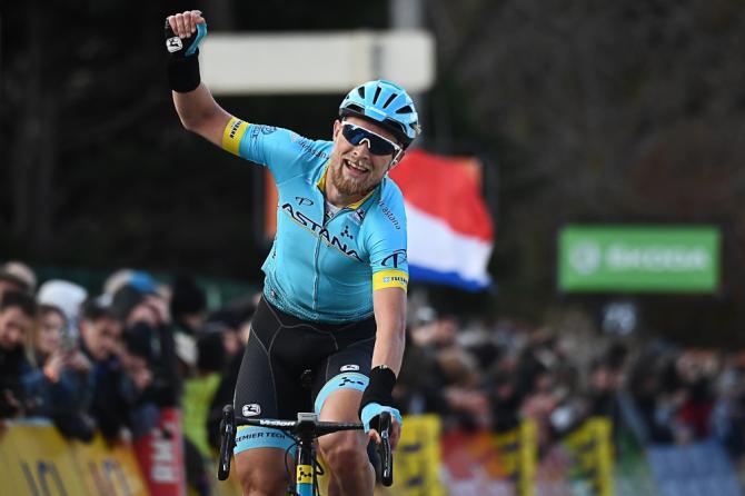 Magnus Cort wins stage 4 Paris Nice 2019