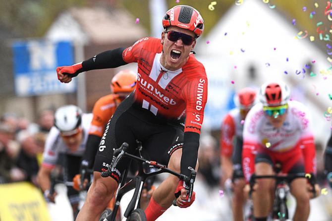 Cees Bol wins Nokere Koerse 2019