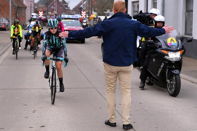 Nicole Hanselmann Omloop Het Nieuwsblad 2019