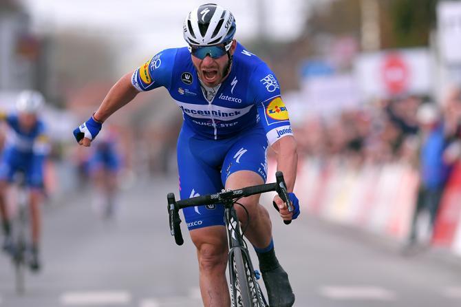 Florian Senechal wins Le Samyn 2019