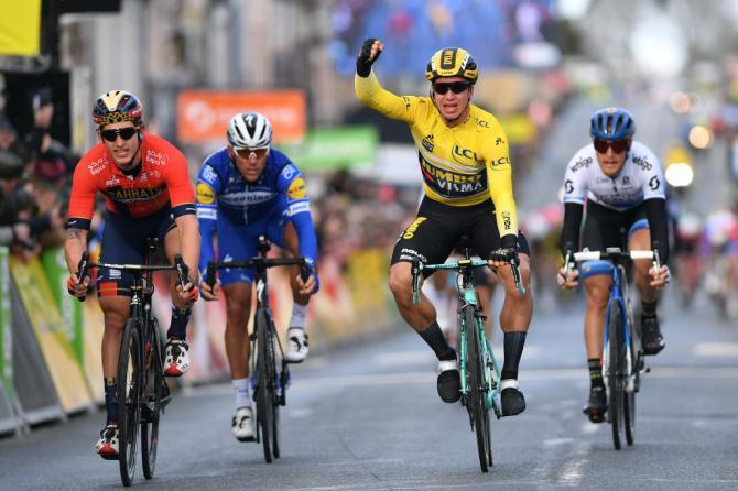 Dylan Groenewegen wins stage 2 Paris Nice 2019