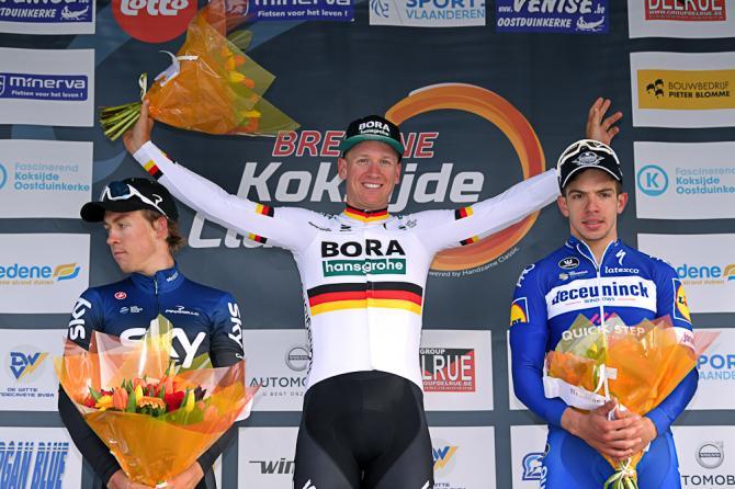 Pascal Ackermann wins Bredene-Koksijde Classic 2019