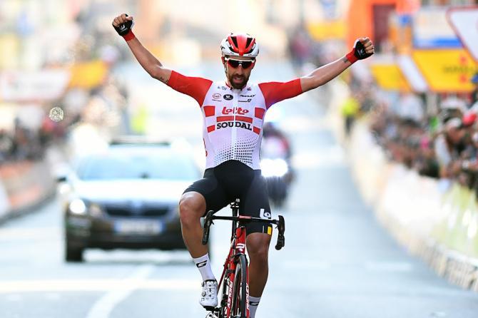 Thomas De Gendt wins stage 1 Volta a Catalunya 2019