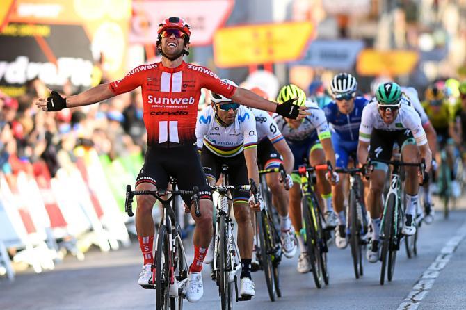 Michael Matthews wins stage 2 Volta a Catalunya 2019