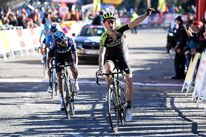 Adam Yates wins stage 3 Volta a Catalunya 2019