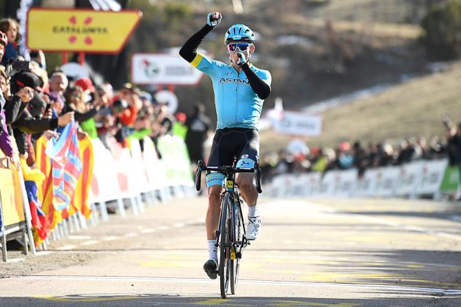 Miguel Angel Lopez wins stage 4 Volta a Catalunya 2019