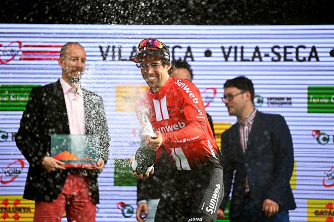 Michael Matthews wins stage 6 Volta a Catalunya 2019