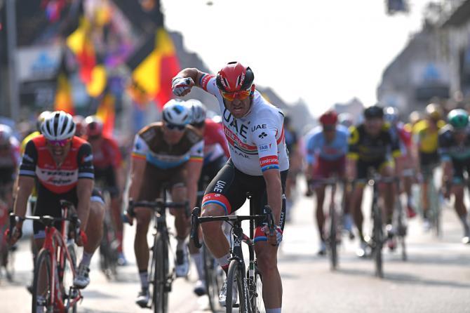 Alexander Kristoff wins Gent-Wevelgem 2019