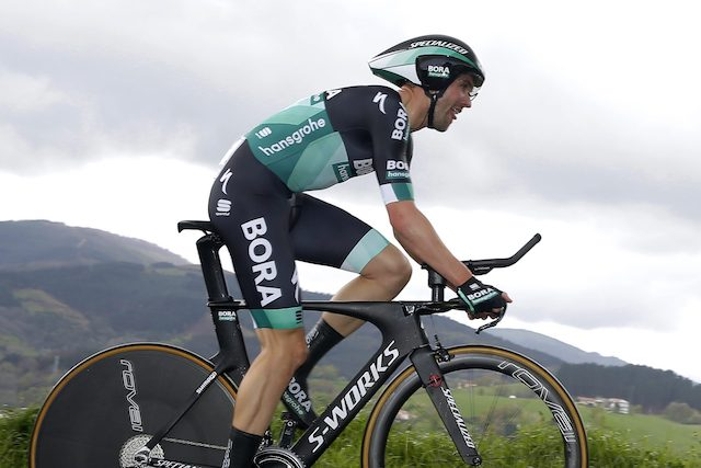 Maximilian Schachmann wins stage 1 Tour of the Basque Country 2019
