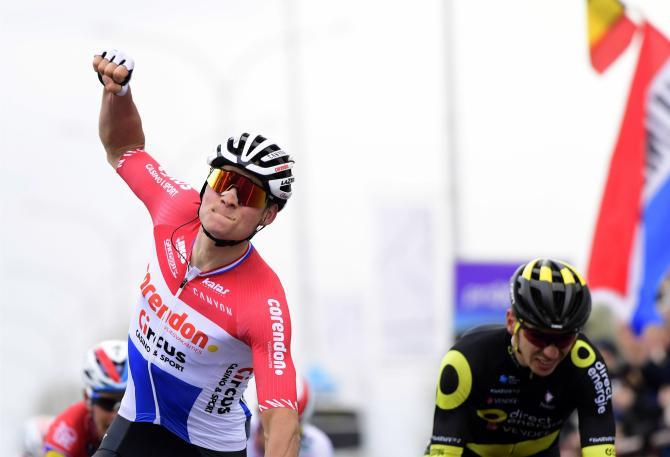 Mathieu van der Poel wins Dwars Door Vlaanderen 2019