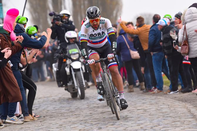 Peter Sagan Paris Roubaix 2019