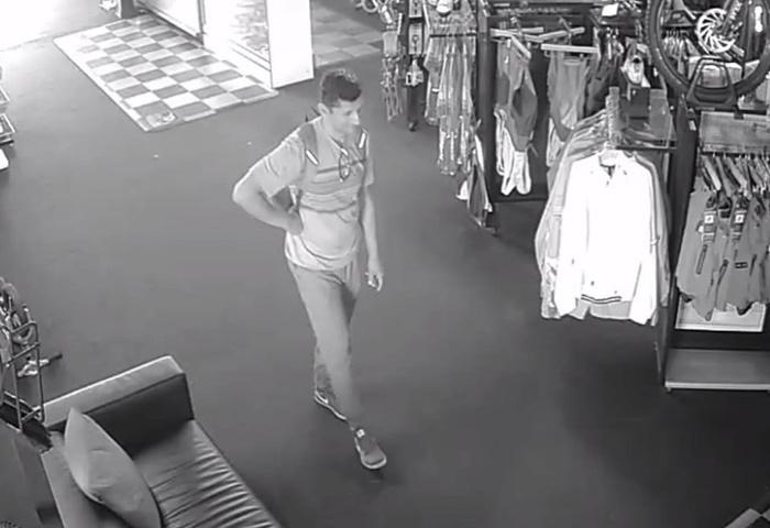 Thief fakes test ride gets away with $5,000 bike