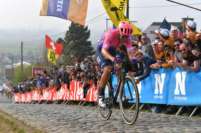 Alberto Bettiol wins Tour of Flanders 2019