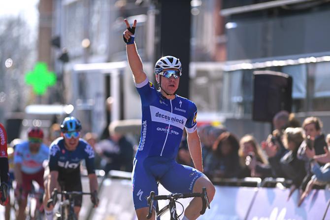 Fabio Jakobsen wins Scheldeprijs 2019