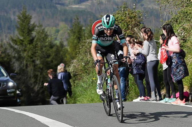 Emanuel Buchmann wins stage 5 Tour of the Basque Country 2019