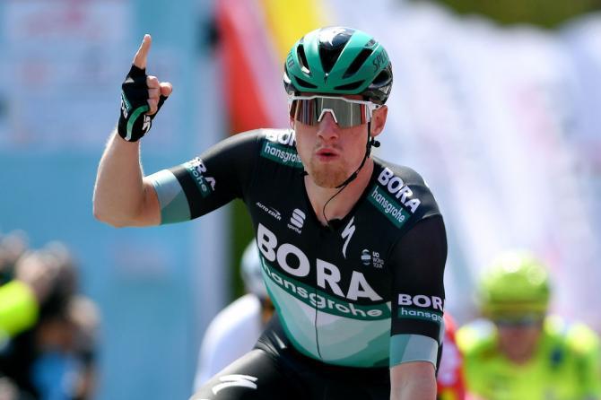 Sam Bennett wins stage 1 Tour of Turkey 2019