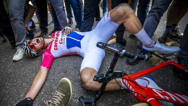 Mathieu Van der Poel Amstel Gold Race 2019