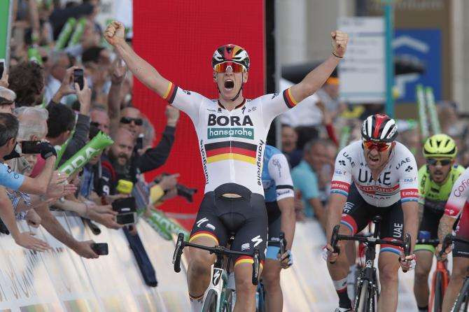 Pascal Ackermann wins Eschborn Frankfurt 2019
